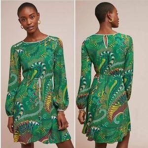 ANTROPOLOGIE MAEVE Janis Dress